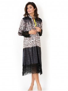 Chemise robe - Out Of Africa - Miradonna