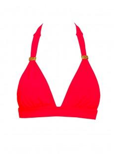 Haut de maillot de bain Triangle Rouge - Color Mix - Phax