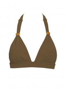 63ec3d2499 Haut de maillot de bain Triangle Taupe - Color Mix - Phax