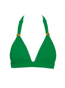Haut de maillot de bain Triangle Vert - Color Mix - Phax