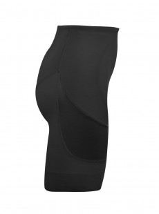 8ba64aad94 ... Panty gainant taille mi-haute Rear Lift & Thigh Control Noir - Miraclesuit  Shapewear