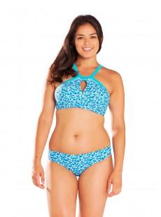 Brassière Riptide Blue Print - Curvy Kate Swimwear