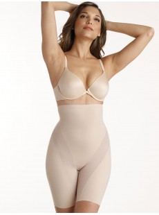 Panty taille haute nude - Cooling - Naomi & Nicole