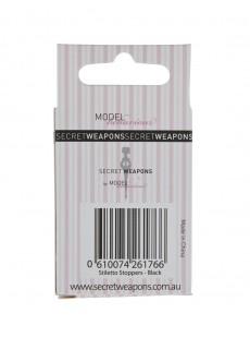 Embouts de Talons Noir - Twinkle Toes - Secret Weapons