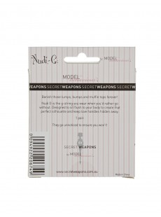 String Invisible Nude - Simply Shapely - Secret Weapons