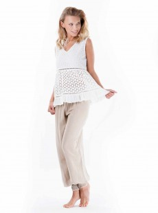 Pantalon sarouel Sable - Casablanca - Iconique