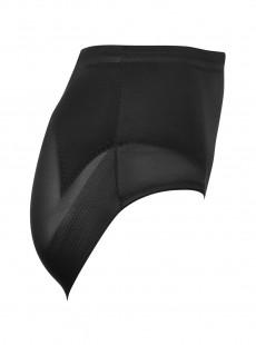 Culotte gainante taille mi-haute Noire - Flexible fit - Miraclesuit Shapewear