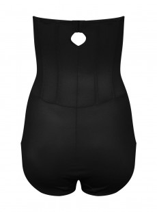 Body gainant forme bustier noir - Shape Away - Miraclesuit Shapewear