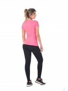 T-shirt de sport Rose