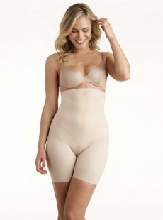 Panty gainant taille haute Nude - Cross Control X-Firm - Miraclesuit Shapewear