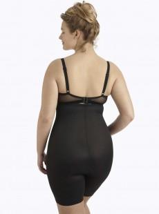 Panty taille haute grandes tailles noir - Plus Size - Naomi & Nicole