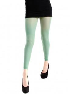 Collants Style Legging 50 Deniers Vert - Pamela Mann