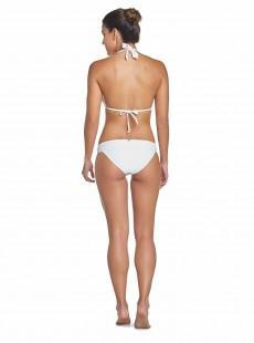 Culotte de bain Must Haves Lace Blanc - PilyQ
