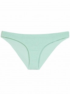 Culotte de bain Azura Smocked Bleu/Vert - PilyQ