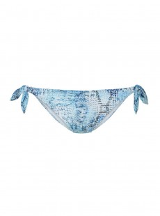 Culotte de bain à nouer - Sahara Blue - Cyell