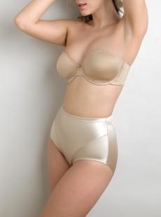 Culotte mi-haute nude - Smooth Away