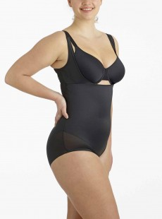 Body torsette noir - Wyob Flexible Fit - Miraclesuit Shapewear