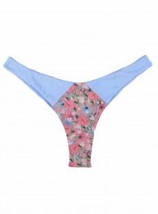 Bas de maillot de bain Tanga - Marseille Floral - Beach Bunny