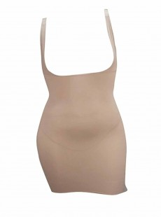 Fond de robe torsette gainant extra ferme Nude - Wyob Flexible Fit - Miraclesuit Shapewear