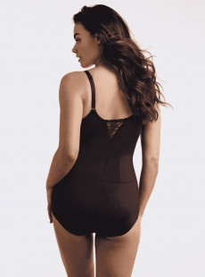 Body gainant noir - Shape Away - Miraclesuit Shapewear