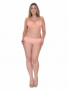 Soutien-gorge plongeant Lifestyle Orange - Curvy Kate Lingerie