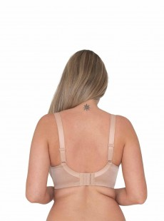 Soutien-gorge balconnet moulé Smoothie T-Shirt Latte - Curvy Kate Lingerie