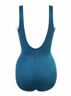 "Maillot de bain gainant Escape Bleu Canard - Must Haves - ""W"" -Miraclesuit Swimwear)"