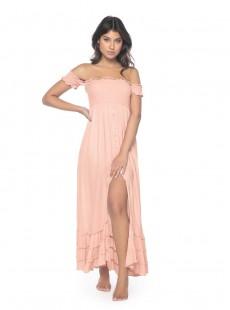 Robe de plage Pink Sand Rose - PilyQ