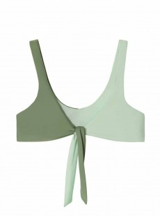 Haut de maillot de bain Brassière Azura bicolore - PilyQ
