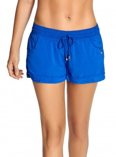 Short Bleu - Color Mix Beachwear - Phax