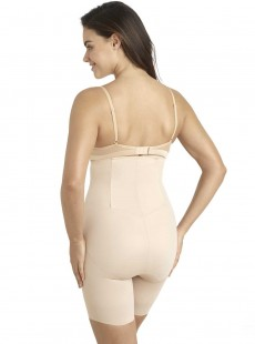 Culotte haute gainante nude - Inside Magic Zipper - Naomi & Nicole