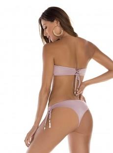 Culotte de bain brésilien violet - Palette - Milonga