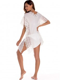 Robe blanche - Riviera - Milonga