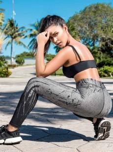 Legging de sport Noir - Activewear - Phax