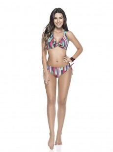 Bas de maillot de bain culotte Cheeky - Grape - Phax