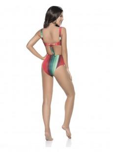Bas de maillot de bain taille haute latin - Spark Joy - Phax