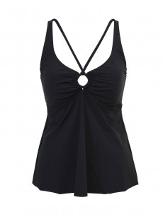 Tankini Kelly Noir - Put Ring On It - Amoressa