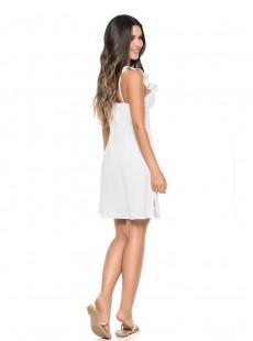Robe blanche - West Coast - Phax