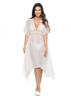 Robe longue blanche - West Coast - Phax
