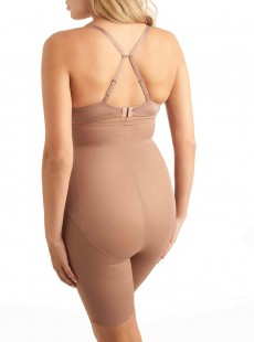 Panty taille extra haute Cocoa - Shape with an Edge - Miraclesuit Shapewear
