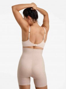 Panty push-up gainant haut Nude - Booty Boost - Miraclesuit Shapewear