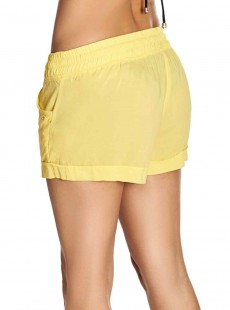 Short Jaune - Color Mix Beachwear - Phax