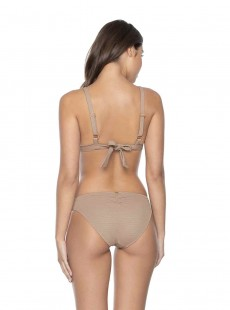 Haut de maillot de bain balconnet nude Bimini - PilyQ