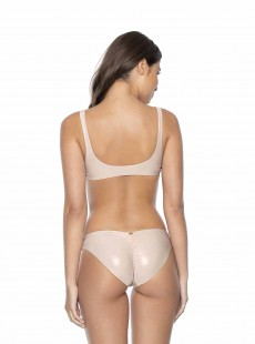 Haut de maillot de bain Brassière Seashell Nude - PilyQ