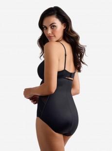 Culotte haute gainante Noire - Fit & Firm - Miraclesuit Shapewear