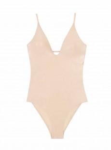 Maillot de bain 1 pièce Seashell Nude - PilyQ