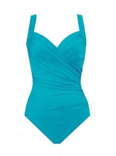 "Maillot de bain gainant Sanibel bleu clair - Must haves -  ""M"" -Miraclesuit Swimwear"