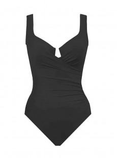 """Maillot de bain gainant Escape Noir - Must haves -  """"W"""" -Miraclesuit Swimwear"""