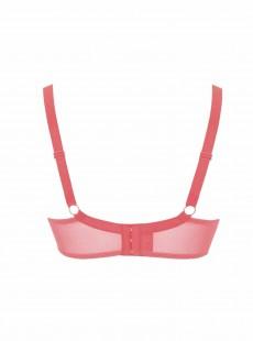 Soutien-gorge plongeant Lifestyle Rouge - Curvy Kate Lingerie