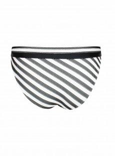 Culotte à revers à rayures - Sunseeker - Curvy Kate Swimwear